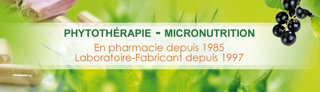 Phytothérapie - micronutrition